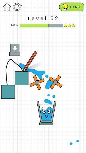 Happy Glass, haz feliz al vaso llenándolo de agua en este divertido juego para Android