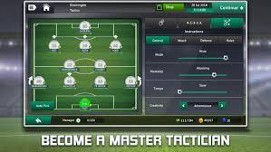Soccer Manager 2019, dirige a tu club favorito desde el móvil