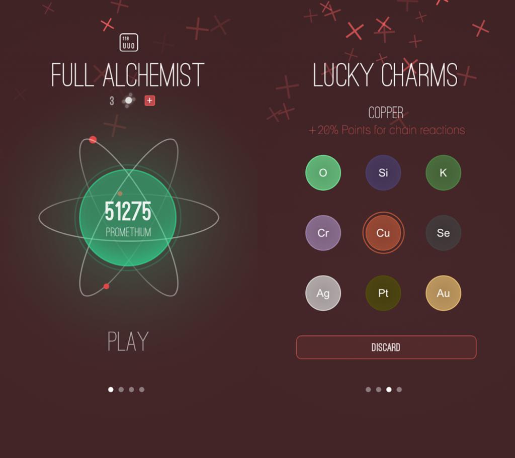 Atomas, jugar con átomos nunca fue tan divertido