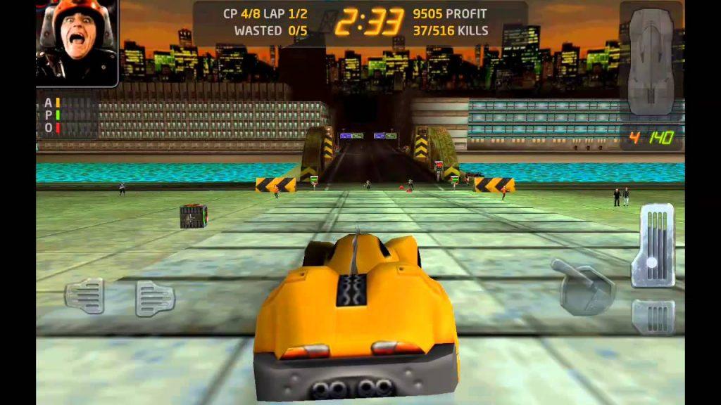 Carmageddon, el polémico juego de carreras clásico también está en Android