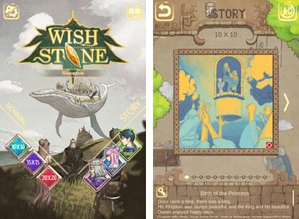 Wish Stone – Nonagrama, una aventura fascinante con acertijos que resolver