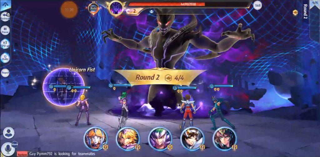Saint Seiya Awakening, los Caballeros del Zodiaco conquistan Android