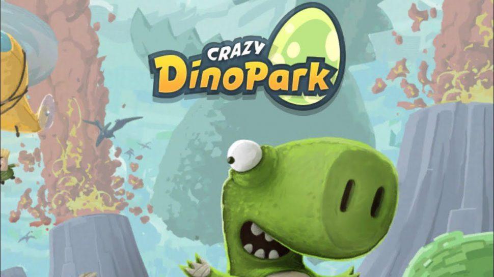 Crazy Dino Park, desenterrando a los dinosaurios en Android