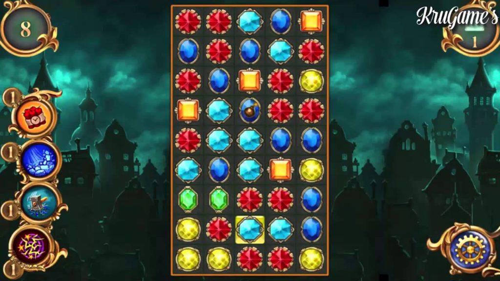 Clockmaker, un juego de fantasía y enigmas para coleccionar joyas en Android