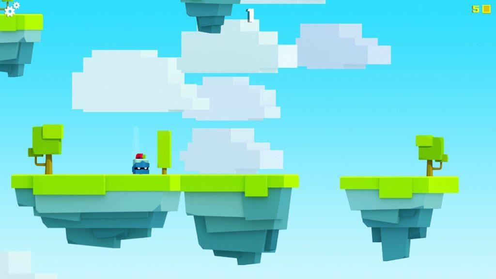 Will Hero, un plataformas colorido y divertido para Android