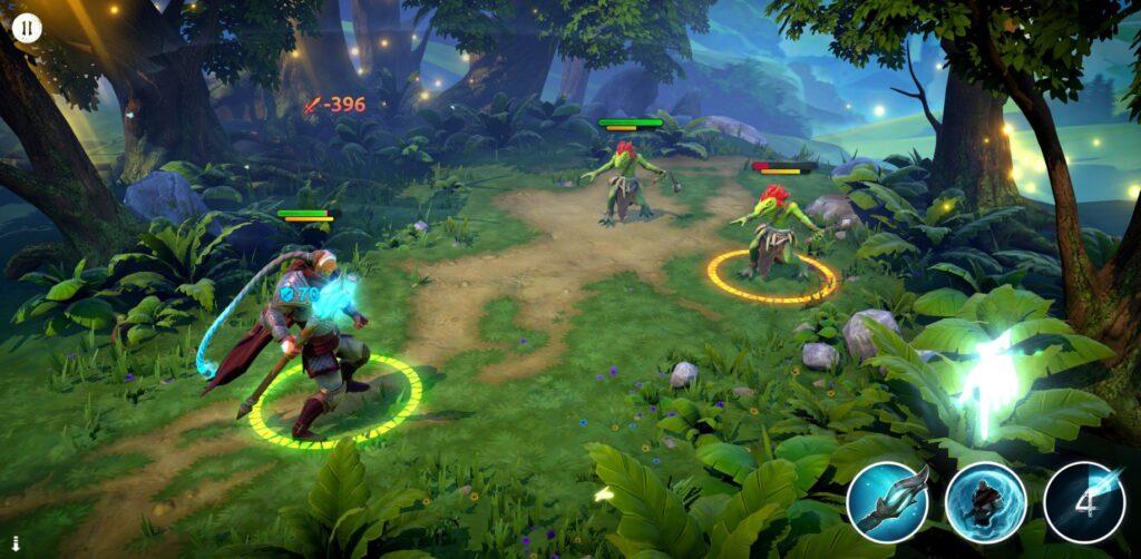 Age of Magic, rol y fantasía en batallas épicas para Android