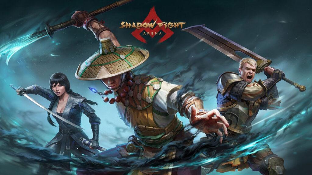 Shadow Fight Arena, lucha por equipos llena de poderes y magia