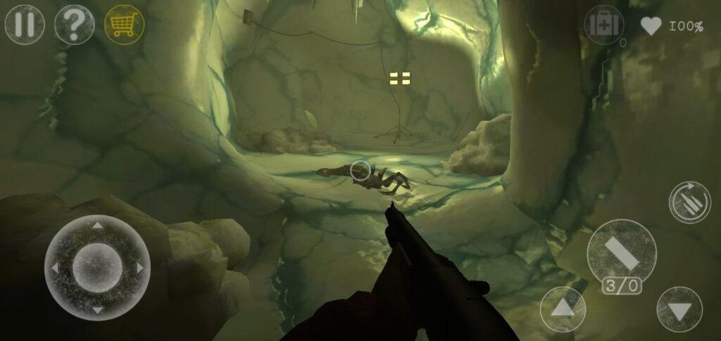 Antártida 88, el terror se esconde bajo el hielo