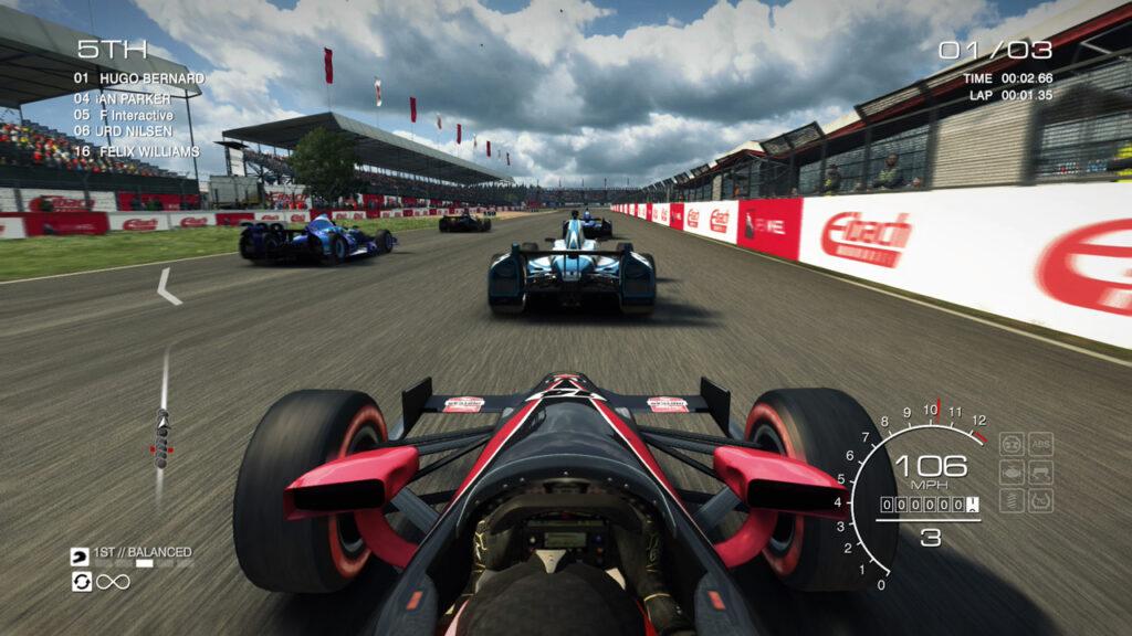GRID Autosport, carreras con mucha calidad para Android