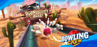 Bowling Crew, un sencillo y adictivo juego de bolos para Android