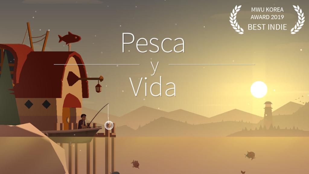 Pesca y Vida, un juego para desconectar en Android