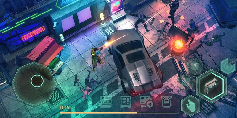 Cyberika, siguiendo los pasos de Cyberpunk en Android