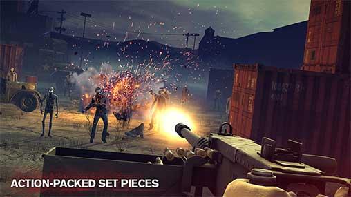 Into the Dead 2, un apocalipsis intenso y vibrante para Android