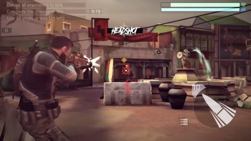 Cover Fire, la perfección del shooter para dispositivos móviles